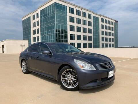 2007 Infiniti G35 for sale at SIGNATURE Sales & Consignment in Austin TX