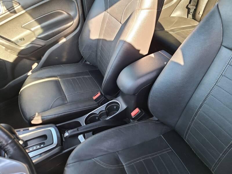 2015 Ford Fiesta Titanium 4dr Sedan - Mesa AZ