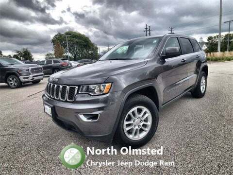 2019 Jeep Grand Cherokee for sale at North Olmsted Chrysler Jeep Dodge Ram in North Olmsted OH