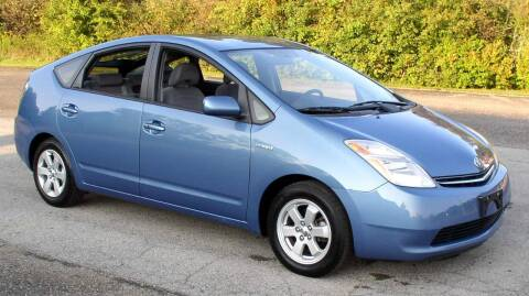 2006 Toyota Prius for sale at Angelo's Auto Sales in Lowellville OH