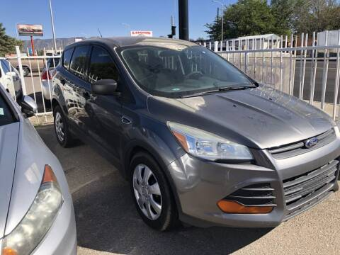 2013 Ford Escape for sale at Top Gun Auto Sales, LLC in Albuquerque NM
