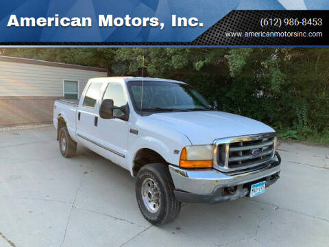 2000 Ford F-250 Super Duty for sale at American Motors, Inc. in Farmington MN