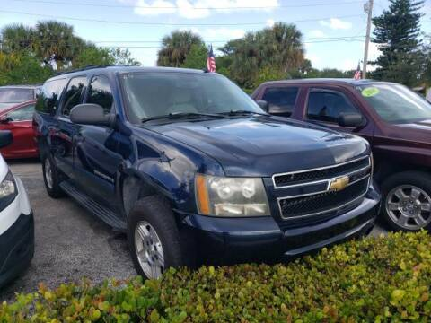 2007 Chevrolet Suburban for sale at Mike Auto Sales in West Palm Beach FL