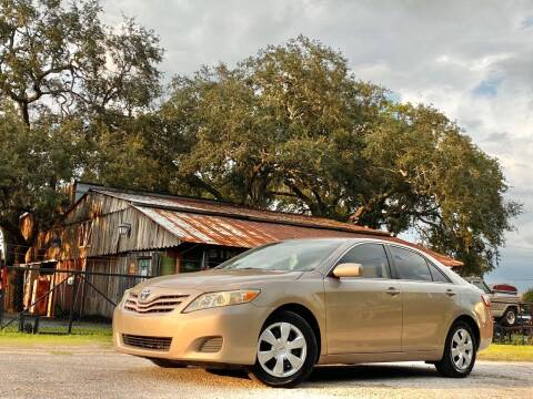 2009 Toyota Camry for sale at OVE Car Trader Corp in Tampa FL