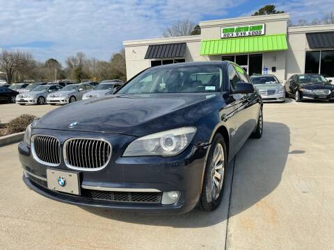 2010 BMW 7 Series for sale at Cross Motor Group in Rock Hill SC
