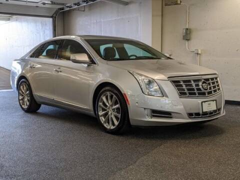 2014 Cadillac XTS for sale at Cj king of car loans/JJ's Best Auto Sales in Troy MI
