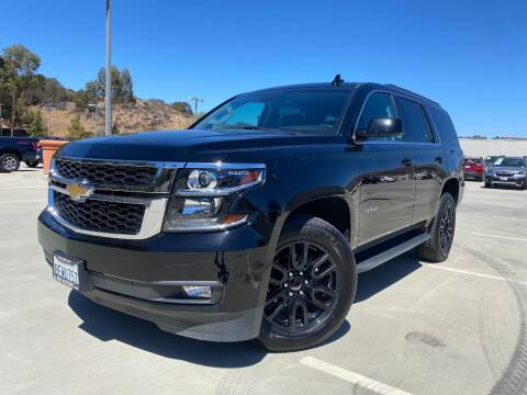 2018 Chevrolet Tahoe for sale at Allen Motors, Inc. in Thousand Oaks CA