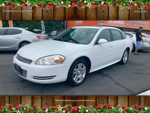 2013 Chevrolet Impala for sale at Bloomingdale Auto Group - The Car House in Butler NJ