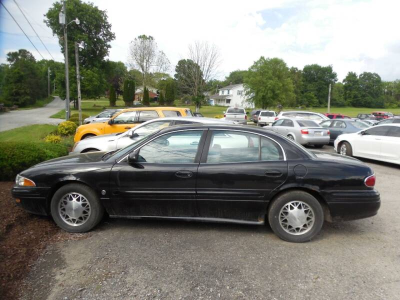 2004 Buick LeSabre for sale at Marsh Automotive in Ruffs Dale PA