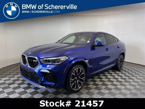 2021 BMW X6 M for sale at BMW of Schererville in Shererville IN