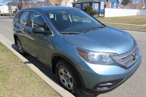 2013 Honda CR-V for sale at First Choice Automobile in Uniondale NY