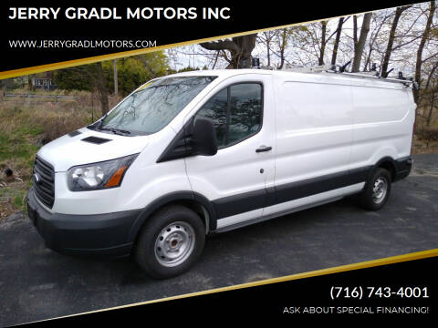 2017 Ford Transit Cargo for sale at JERRY GRADL MOTORS INC in North Tonawanda NY