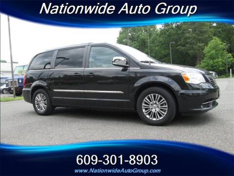 2014 Chrysler Town and Country for sale at Nationwide Auto Group in East Windsor NJ