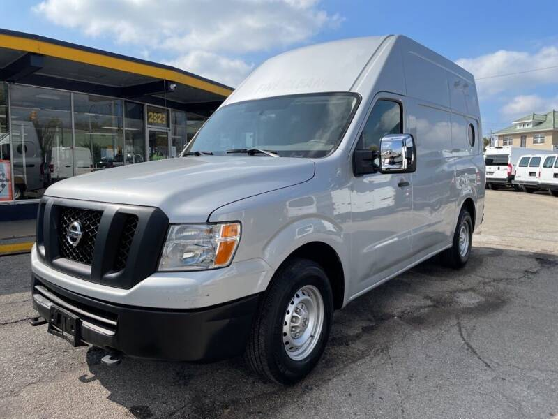 2014 Nissan NV Cargo for sale at Connect Truck and Van Center in Indianapolis IN