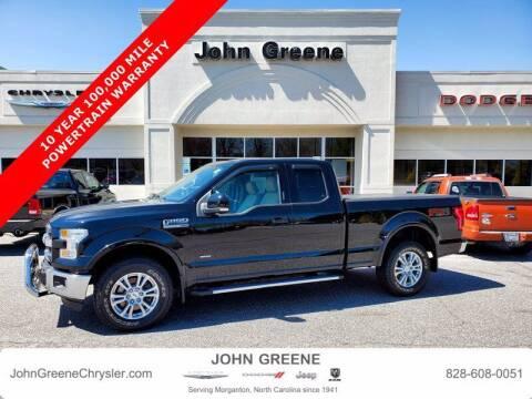 2016 Ford F-150 for sale at John Greene Chrysler Dodge Jeep Ram in Morganton NC