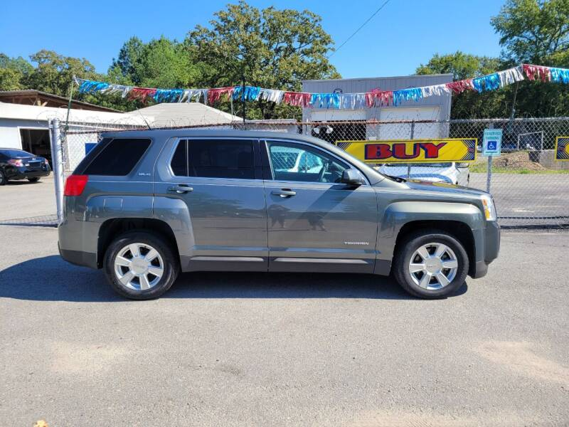 2012 GMC Terrain for sale at B & R Auto Sales in North Little Rock AR