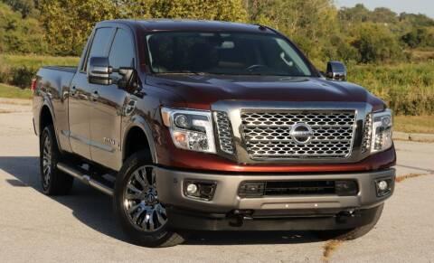 2018 Nissan Titan XD for sale at Big O Auto LLC in Omaha NE
