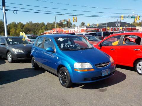 2007 Chevrolet Aveo for sale at United Auto Land in Woodbury NJ