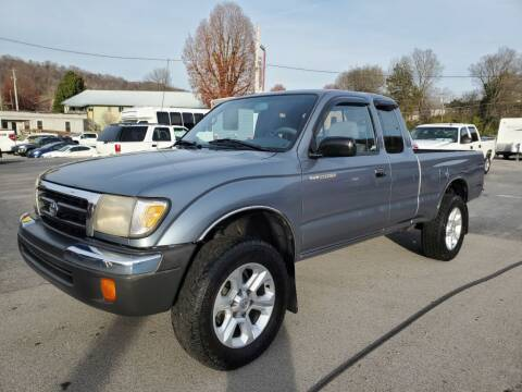 1998 Toyota Tacoma for sale at MCMANUS AUTO SALES in Knoxville TN