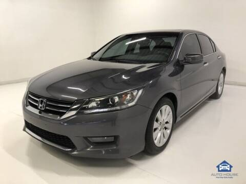 2015 Honda Accord for sale at AUTO HOUSE PHOENIX in Peoria AZ