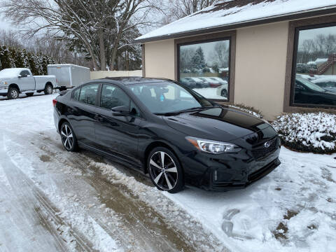 2018 Subaru Impreza for sale at VITALIYS AUTO SALES in Chicopee MA