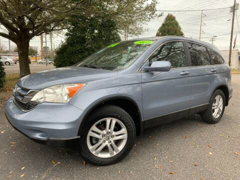 2010 Honda CR-V for sale at Seaport Auto Sales in Wilmington NC
