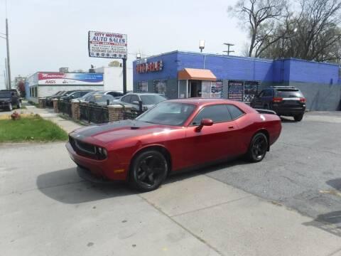 2010 Dodge Challenger for sale at City Motors Auto Sale LLC in Redford MI