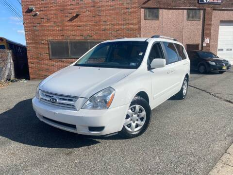 2010 Kia Sedona for sale at JMAC IMPORT AND EXPORT STORAGE WAREHOUSE in Bloomfield NJ