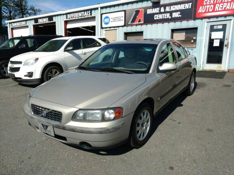 2002 Volvo S60 for sale at B & A Automotive Sales in Charlotte NC