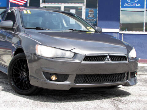 2011 Mitsubishi Lancer for sale at Orlando Auto Connect in Orlando FL