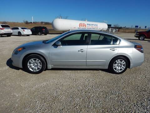 2009 Nissan Altima for sale at All Terrain Sales in Eugene MO