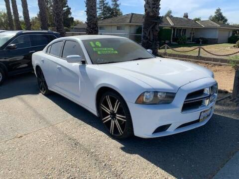2014 Dodge Charger for sale at Contra Costa Auto Sales in Oakley CA