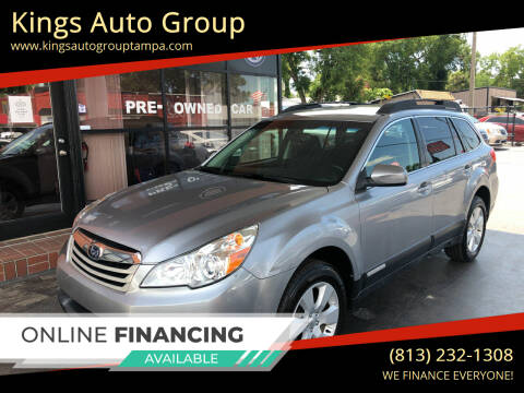 2011 Subaru Outback for sale at Kings Auto Group in Tampa FL