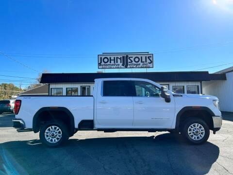 2021 GMC Sierra 2500HD for sale at John Solis Automotive Village in Idaho Falls ID