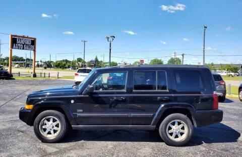 2007 Jeep Commander for sale at Samford Auto Sales in Riverview MI