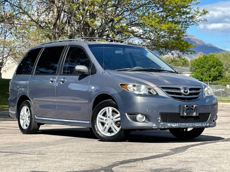 2006 Mazda MPV for sale at Used Cars and Trucks For Less in Millcreek UT
