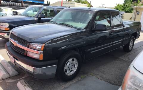 2003 Chevrolet Silverado 1500 for sale at Auto Emporium in Wilmington CA