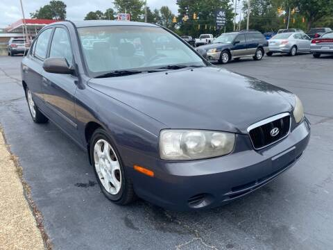 2002 Hyundai Elantra for sale at JV Motors NC 2 in Raleigh NC