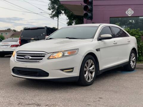 2012 Ford Taurus for sale at Bargain Auto Mart Inc. in Kenneth City FL