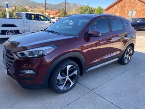 2017 Hyundai Tucson for sale at Salida Auto Sales in Salida CO