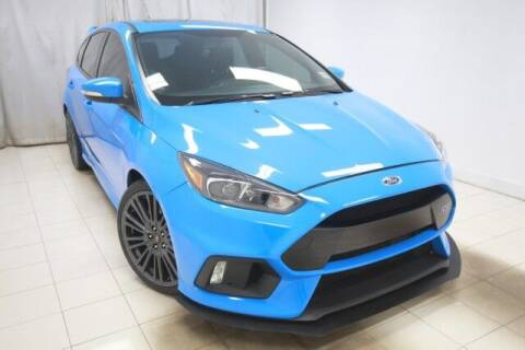 2017 Ford Focus for sale at EMG AUTO SALES in Avenel NJ