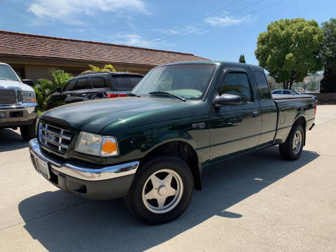 2001 Ford Ranger for sale at Auto Hub, Inc. in Anaheim CA