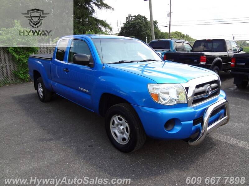 2009 Toyota Tacoma for sale at Hyway Auto Sales in Lumberton NJ