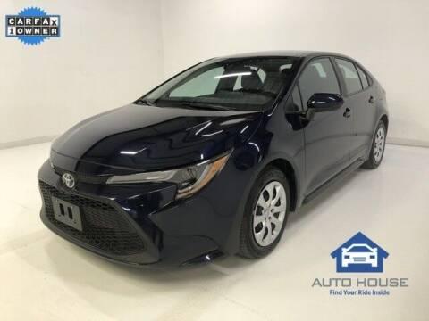 2020 Toyota Corolla for sale at AUTO HOUSE PHOENIX in Peoria AZ