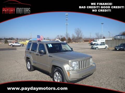 2010 Jeep Liberty for sale at Payday Motors in Wichita And Topeka KS