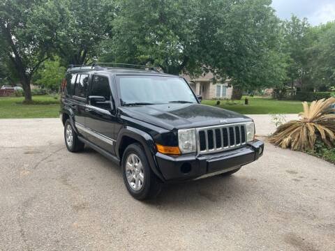 2007 Jeep Commander for sale at CARWIN MOTORS in Katy TX