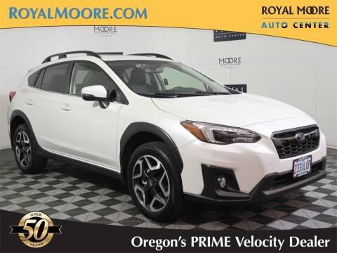 2019 Subaru Crosstrek for sale at Royal Moore Custom Finance in Hillsboro OR