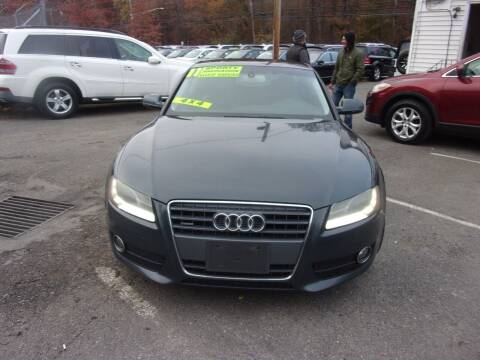 2011 Audi A5 for sale at Balic Autos Inc in Lanham MD