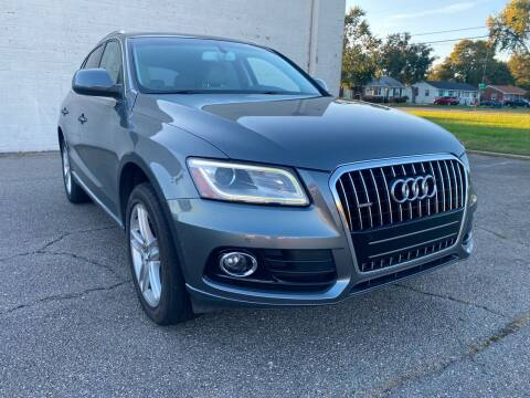2014 Audi Q5 for sale at City to City Auto Sales in Richmond VA