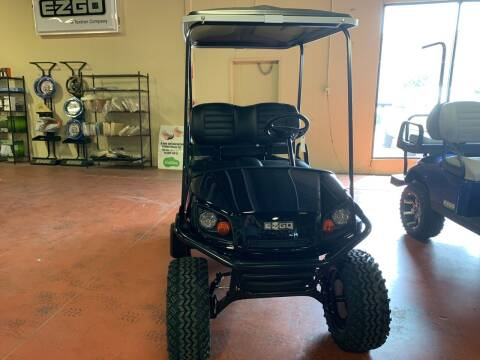 2021 EZGO S4 Express Elite for sale at ADVENTURE GOLF CARS in Southlake TX
